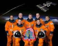 STS-119 Official NASA Crew Portrait